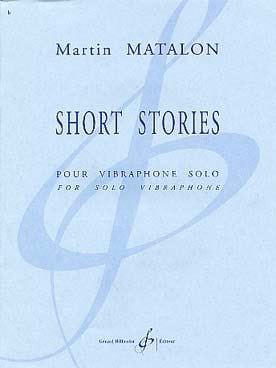 Martin Matalon - Short Stories - Sheet Music - di-arezzo.co.uk