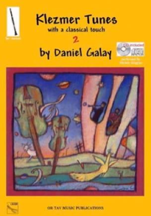 Daniel Galay - Klezmer Tunes 2 - Partition - di-arezzo.fr