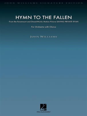 John Williams - Hymn To The Fallen - Saving Private Ryan - Sheet Music - di-arezzo.co.uk