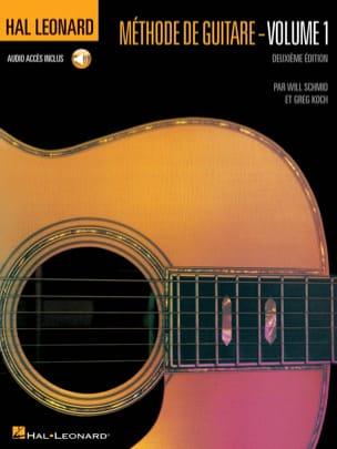 Méthode de Guitare Volume 1 (Deuxième Edition) - laflutedepan.com