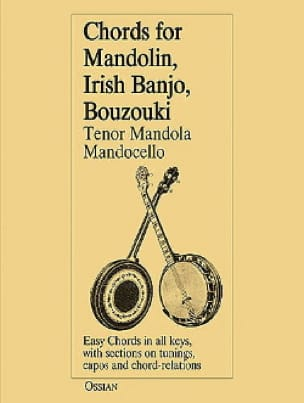 Chords For Mandolin, Irish Banjo, Bouzouki John Loesberg laflutedepan