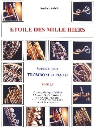 Anders Soldh - Etoile Des Mille Hiers - Partition - di-arezzo.fr