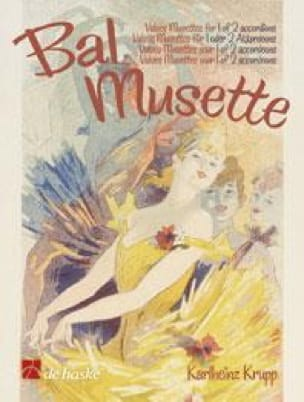 Karlheinz Krupp - Bal musette - Sheet Music - di-arezzo.co.uk