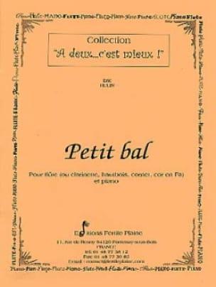Eric Hulin - Petit Bal - Partition - di-arezzo.fr
