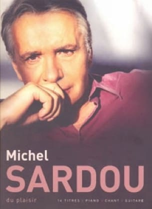 Michel Sardou - Some pleasure - Partition - di-arezzo.co.uk