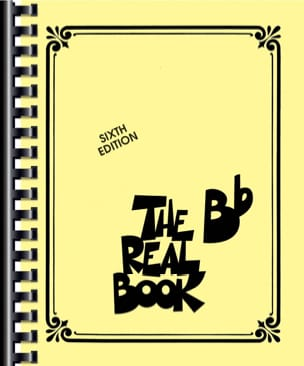 The Real Book - Bb 1st Volume Edition - Sheet Music - di-arezzo.com