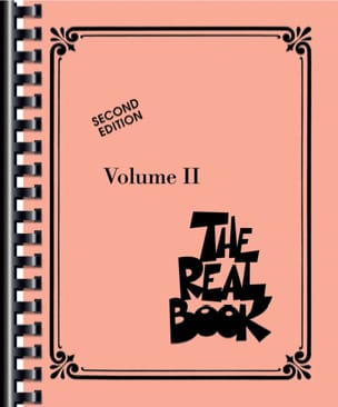 - The Real Book Volume 2 - Second Edition - C Instruments - Sheet Music - di-arezzo.co.uk