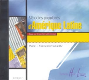 CD En Option Des Mélodies Populaires D' Amérique Latine laflutedepan