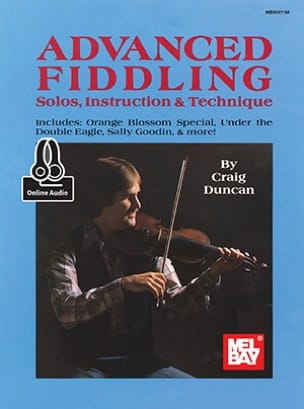 Advanced Fiddling - Craig Duncan - Partition - laflutedepan.com