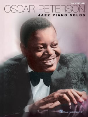 Oscar Peterson - Jazz Piano Solos (2nd Edition) - Partition - di-arezzo.fr