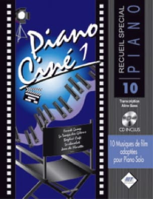 - Recueil Spécial Piano N° 10 - Piano Ciné 1 - Noten - di-arezzo.de