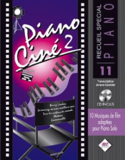 - Special Piano Collection N ° 11 - Piano Ciné 2 - Sheet Music - di-arezzo.com
