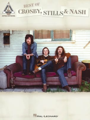 Crosby / Stills / Nash - Best Of Crosby, Stills & Nash - Partition - di-arezzo.fr