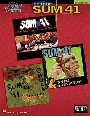 41 Sum - Best Of Sum 41 - Partition - di-arezzo.fr