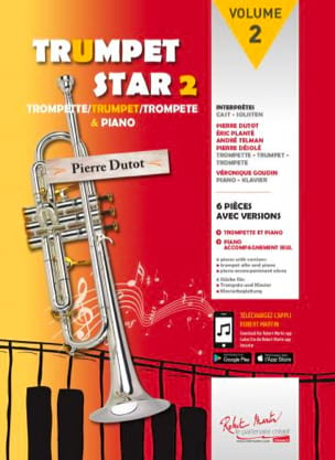 Trumpet star 2 - Partition - di-arezzo.fr