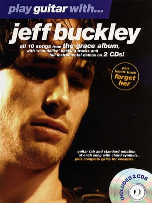 Jeff Buckley - Play Guitar With... Jeff Buckley - Partition - di-arezzo.fr