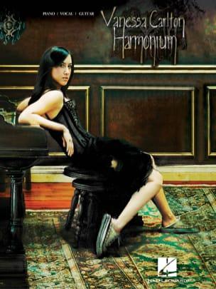 Vanessa Carlton - Harmonium - Sheet Music - di-arezzo.com