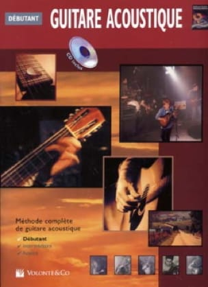 Greg Horne - Acoustic Guitar - Beginner French Version - Sheet Music - di-arezzo.co.uk