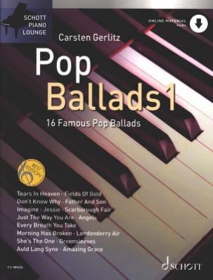 - Pop Ballads 1 - Partition - di-arezzo.fr