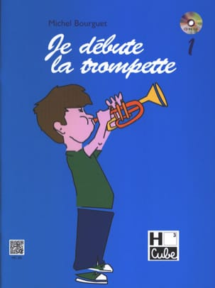 Michel Bourguet - Je débute la trompette - Sheet Music - di-arezzo.co.uk