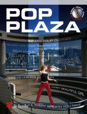 Pop Plaza - Partition - Clarinette - laflutedepan.com