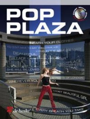 Pop Plaza - Partition - Saxophone - laflutedepan.com