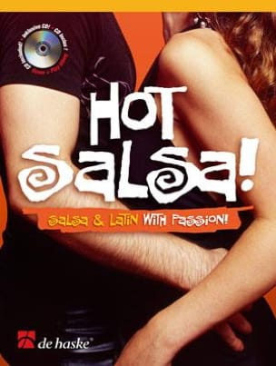Ton Derksen - Hot Salsa! - Partition - di-arezzo.fr