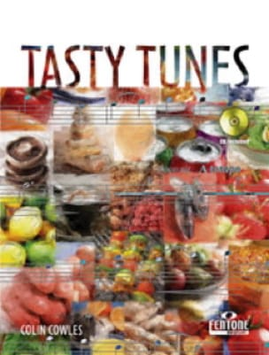 Colin Cowles - Tasty Tunes - Partition - di-arezzo.fr