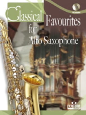 - Classical Favorites For Alto Saxophone - Partition - di-arezzo.fr