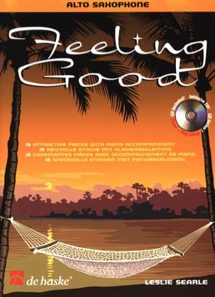 Feeling Good - Leslie Searle - Partition - laflutedepan.com