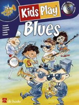 Kids Play Blues Jong Klass de / Kastelein Jaap Partition laflutedepan