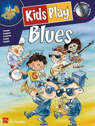 Jong Klass de / Kastelein Jaap - Kids Play Blues - Partition - di-arezzo.ch