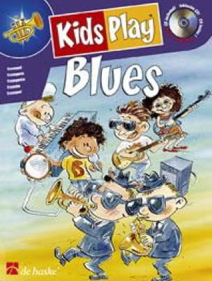 Jong Klass de / Kastelein Jaap - Kids Play Blues - Sheet Music - di-arezzo.co.uk