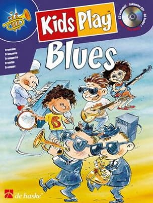 Kids Play Blues - Jong Klass de / Kastelein Jaap - laflutedepan.com