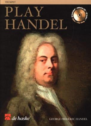 Play Handel HAENDEL Partition Trompette - laflutedepan