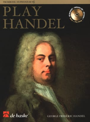 Georg Friedrich Haendel - Play Handel - Partition - di-arezzo.fr