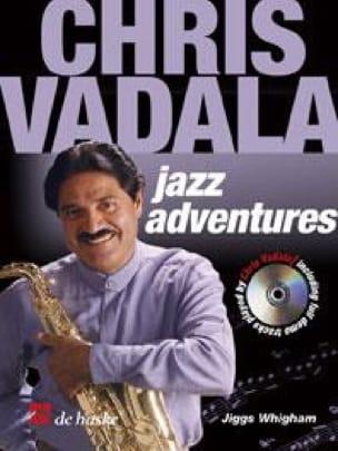 Jazz Adventures Jiggs Whigham Partition Saxophone - laflutedepan