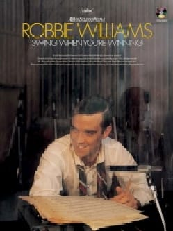 Robbie Williams - Swing When You're Winning - Sheet Music - di-arezzo.co.uk