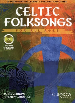 Curnow James / Campbell Timothy - Celtic folksongs for all ages - Partition - di-arezzo.fr