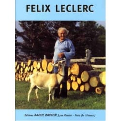 Félix Leclerc - The Songs of Félix Leclerc - The Canadian - Sheet Music - di-arezzo.com