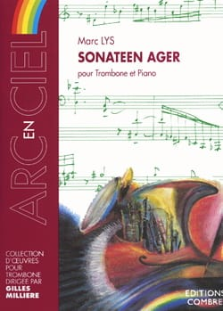 Marc Lys - Sonateen Ager - Partition - di-arezzo.fr