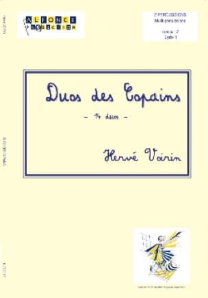Hervé Voirin - Duos of the friends - Sheet Music - di-arezzo.co.uk