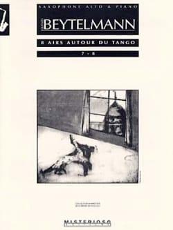 Gustavo Beytelmann - 8 Airs Around the Tango 7 - 8 - Sheet Music - di-arezzo.co.uk