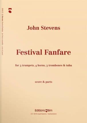 Festival Fanfare - John Stevens - Partition - laflutedepan.com
