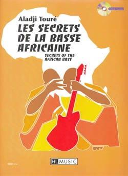 Aladji Touré - Les Secrets de la Basse Africaine - Partition - di-arezzo.fr
