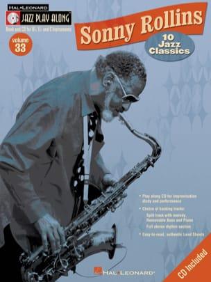 Jazz play-along volume 33 - 10 Jazz Classics laflutedepan