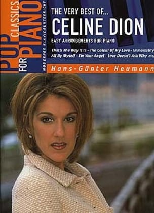 Celine Dion - The Very Best Of Celine Dion - Sheet Music - di-arezzo.co.uk