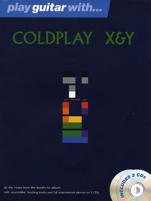 Coldplay - Play Guitar With ... Coldplay X - Y - Sheet Music - di-arezzo.co.uk
