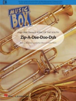 Allie Wrubel - Zip-a-dee-doo-dah - music box - Partition - di-arezzo.fr