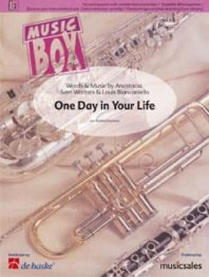 One day in your life - music box Anastacia Partition laflutedepan